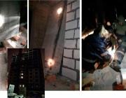 На стройке в Витебске рабочего придавило железобетонной конструкцией