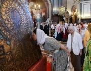 Витебская епархия организует поездку в Москву к мощам Николая Чудотворца