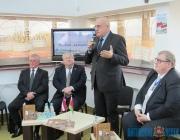 Встреча «Линии сотрудничества и развития: Латвия – Беларусь» состоялась в Витебске