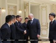 """Лукашенко заявляет о готовности поддержать новые совместные проекты с китайской корпорацией """"Мидеа Груп"""""""