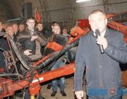 Замминистра сельского хозяйства и продовольствия назвал Оршанский райагросервис примером рационализаторского подхода