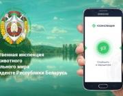 Мобильное приложение против браконьеров запустила Госинспекция охраны животного и растительного мира