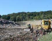 Проект по ликвидации полигона твердых отходов в Глубокском районе завершат досрочно