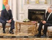Президент Беларуси выступает за наращивание белорусско-турецкого сотрудничества