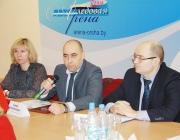Водный туризм намерены развивать Орша и Смоленск в рамках приграничного сотрудничества