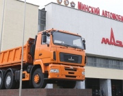 Компания МАЗ изучает возможность строительства завода по сбору грузовиков в Сирии