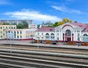 В Полоцке из-за букета цветов эвакуировали ж/д вокзал
