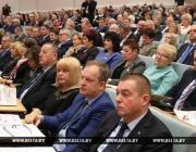 """Президент направил приветствие делегатам и участникам III съезда """"Белой Руси"""""""
