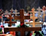 Пропавшего оршанца нашли мертвым на деревенском кладбище