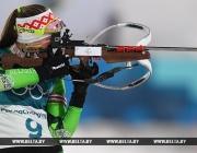 Белорусские биатлонисты сегодня выступят в смешанной эстафете на Олимпиаде в Пхенчхане