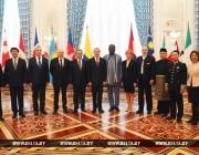 Президент Беларуси принял верительные грамоты послов 12 государств