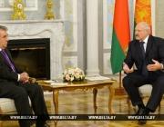 Президент Беларуси заинтересован в создании и развитии совместных с Таджикистаном производств