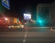 Следователи разыскивают свидетелей наезда на пешехода на Московском проспекте в Витебске