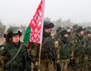 Ведение оборонительного боя отрабатывалось 18 сентября на белорусско-российском учении «Запад-2017»