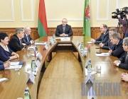 Парламентарии Союзного государства обсудили совместные культурные проекты в Витебске