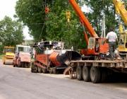 Организовать системную работу по ремонту дорог в частном секторе Витебска поручил Николай Шерстнёв новому заместителю мэра