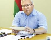 Председатель областного Совета депутатов Владимир Терентьев провел «прямую линию» для жителей Витебщины