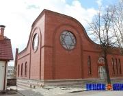 """Новая синагога """"Шатер Давида"""" откроется в Витебске в июне"""