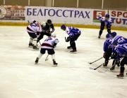 Витебские хоккеисты не смогли обыграть аутсайдеров чемпионата из Бреста