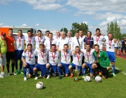 В Сенно разыграли Кубок Витебской области по футболу