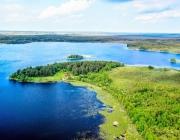 Зона отдыха на Браславских озерах увеличена почти на 300 гектар
