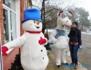 Резиденцию Деда Мороза в Полоцке уже посетили первые гости (+ФОТО)