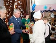 Владимир Андрейченко посетил Бегомльскую вспомогательную  школу-интернат