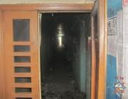 В Шумилино на пожаре в общежитии эвакуировано более 30 человек