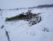 Посольство Беларуси в России отслеживает ситуацию с крушением самолета в Подмосковье