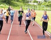 Спортивный лагерь для биатлонистов, борцов и легкоатлетов открыт в Сенненском районе