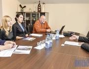 Председатель Госкомитета по науке и технологиям Александр Шумилин посетил ЗАО «КиС»