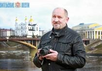 «Машина  времени» Виктора Борисенкова, или Как таймерография  позволяет увидеть  другой Витебск