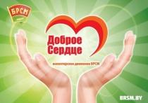 «Звездные» волонтеры движения «Доброе сердце» проведут концерт в Орше для помощи больной девочке