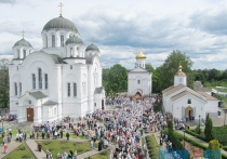 Торжества в честь 1025-летия образования Полоцкой епархии пройдут в 10 районах области