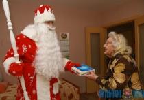"""Дед Мороз """"Витебских вестей"""" навестил жителей Витебского дома-интерната для престарелых и инвалидов"""