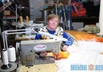 Единственное белорусское производство по пошиву парашютов налажено в Витебске