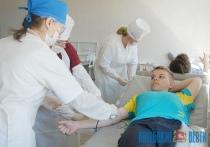 Жители Витебщины поддержали акцию по безвозмездному донорству крови