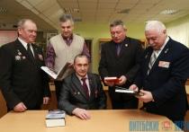 В Витебске ветераны-афганцы провели мероприятие в честь 100-летия Вооруженных Сил Беларуси