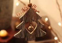 Необычные новогодние елки делают школьники из Россонщины