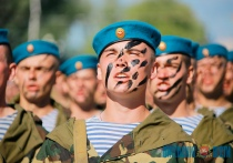 С инициативой установить памятник воину-десантнику в Витебске выступили ветераны и общественники