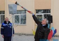 Николай Шерстнёв принял участие в торжественном пуске природного газа в Шайтерово