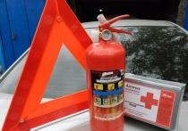 В Глубоком начинающих водителей будут обучать правилам пожарной безопасности