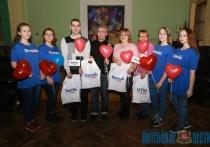 """""""Витьба"""" организовала благотворительную акцию для молодых инвалидов в Витебске"""