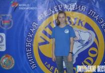 Витебчанка Даниэлла Милющенкова вернулась с чемпионата мира по таэквондо среди кадетов серебряной медалисткой
