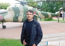 Высший пилотаж: второй год витебскому лётчику доверяют роль ведущего звена боевых вертолетов на военном параде
