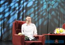 Невозможное возможно: Алексей Талай провел мотивационный тренинг в Витебске (+ВИДЕО)