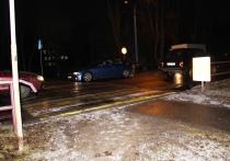 Уникальные светоотражающие щиты на пешеходных переходах устанавливают в Витебске
