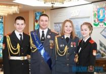 Среди победителей республиканской акции МВД «Семья! Служим вместе!»  две семьи из Витебской области