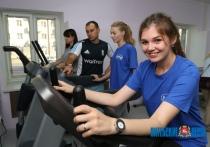 Спортивно-оздоровительный центр открылся на базе Витебского госмедуниверситета