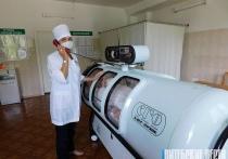 Как жители Витебской области, перенесшие «ковидную» пневмонию, проходят реабилитацию в госпитале «Юрцево»